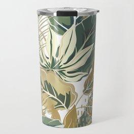 Decor Art, Tropical Palm Trees, Prints Design Travel Mug