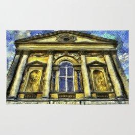 Roman Bath Van Gogh Rug