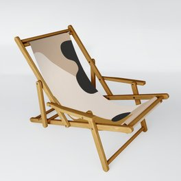 abstract minimal 16 Sling Chair