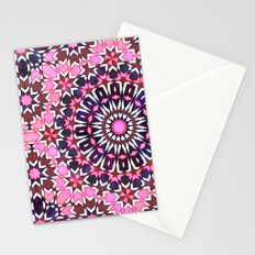 FEZ Moroccan Tiles {4H} Stationery Cards