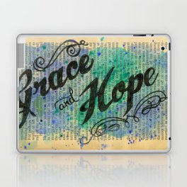Grace And Hope Laptop & iPad Skin