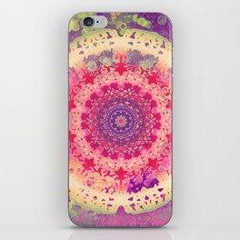 Anenome Mandala iPhone Skin