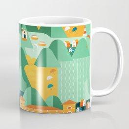 Floripa Brazil Coffee Mug