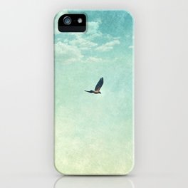 Free Yourself iPhone Case