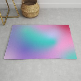 01 - Bright Gradient Collection  Rug