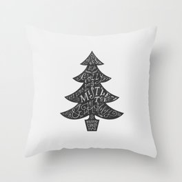 Oh by Gosh by Golly Throw Pillow