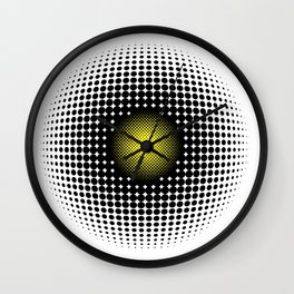 PULSATIONS Wall Clock