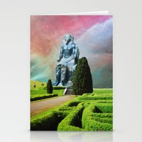 egypt Stationery Cards featuring Modern Egypt by John Turck