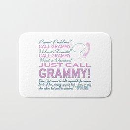 Just call Grammy Bath Mat