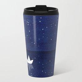 Zen sailing, ocean, stars Travel Mug