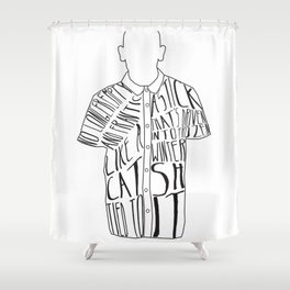 Android  Shower Curtain