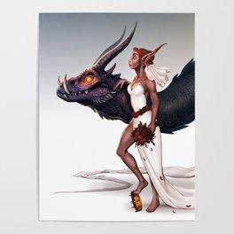 Dragon Queen Poster