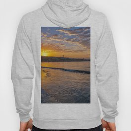 Sunrise Over Corona Del Mar Main Beach Hoody