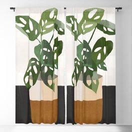 Plant 11 Blackout Curtain