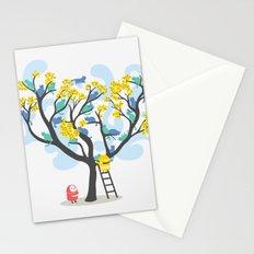 Crazy cat lady needs help Stationery Cards