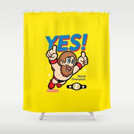 YES! Shower Curtain