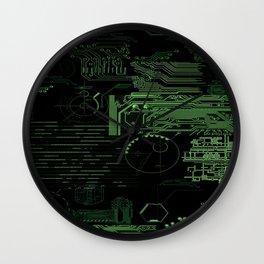G.system Pettern Wall Clock