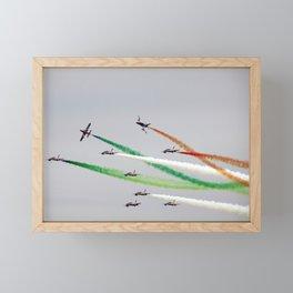frecce Framed Mini Art Print