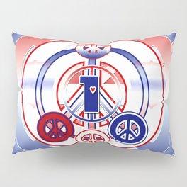 One Love (Patriot) Pillow Sham
