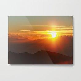 Sunrise 02 Metal Print