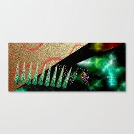 """ The Joker "" Board 29 Canvas Print"