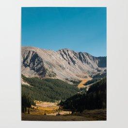 Rocky Mountain Glory Poster