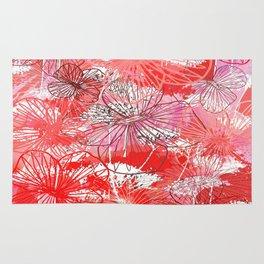 Love for florals Rug