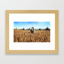 PUBG 7 Framed Art Print