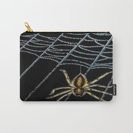 Come into my Parlor Carry-All Pouch