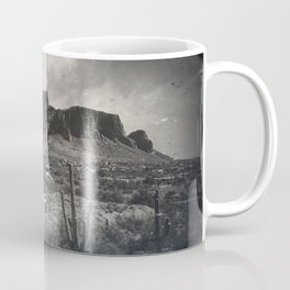 Superstition Mountain - Arizona Desert Coffee Mug