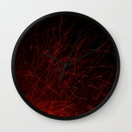 Sparks Series 4 Wall Clock