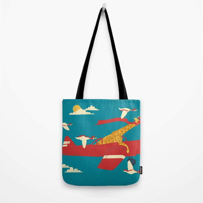Red Barons Tote Bag