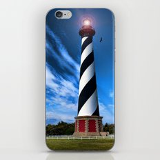 Cape Hatteras Light iPhone & iPod Skin