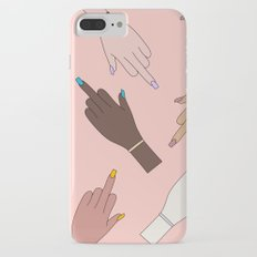 Worldwide Babes iPhone 7 Plus Slim Case