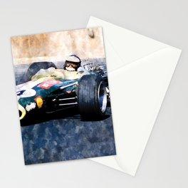 Jim Clark, Lotus Stationery Cards