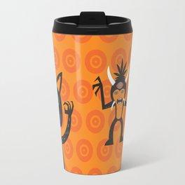 3 Eye Monster Travel Mug
