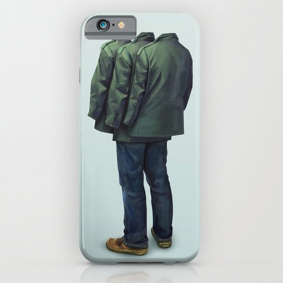 Surrounded iPhone & iPod Case