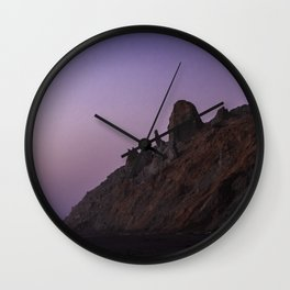 A magical, mystical kind of place Wall Clock