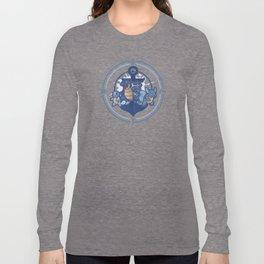 Team Blastoise Long Sleeve T-shirt