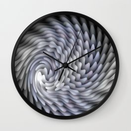 The Flying Light Wall Clock