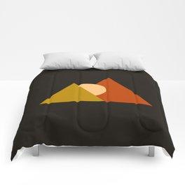 Timid Sun Comforters