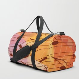 Music notes III Duffle Bag