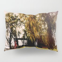 Blowin' in the Wind Pillow Sham