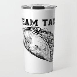 Team Taco Travel Mug