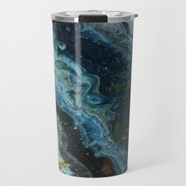 Seashore Pebbles Travel Mug