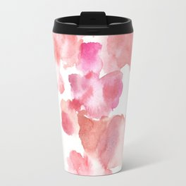 170714 Abstract Watercolour Play 9 Travel Mug