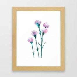 Flower Power #3 Framed Art Print