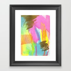 stay time, play time Framed Art Print