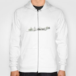 Landscape Section Hoody