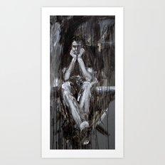 Blakely 2 Art Print